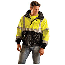 Occunomix X Large Yellow Black PVC Coated Polyester TJBJ-BYXL