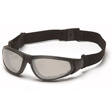 Pyramex Safety Glasses XSG Frame Black Indoor Outdoor GB4080ST