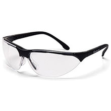 Pyramex Safety Glasses Rendezvous Frame Black Clear Eye SB2810S