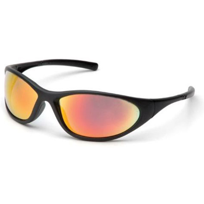Pyramex Safety Glasses Zone II Frame Matte Black Ice SB3345E