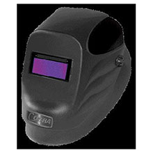 Radnor Welding Helmet 24S Black 2in X 4 1 4in 64005100