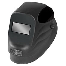 Radnor Welding Helmet Black 24P Fixed Front 64005110