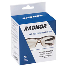 Radnor 5in X 8in Anti Fog Treatment System 344062RAD