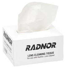 Radnor 5in X 8in Low Lint Cleaning Tissue 90-RADNOR