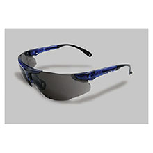 Radnor Safety Glasses Elite Series Blue Frame 64051624