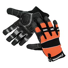 Radnor Black And Hi-Viz Orange Premium Full RAD64057072 Large