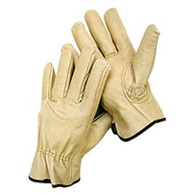 Radnor Grain Pigskin Unlined Drivers Gloves With RAD64057096 Medium