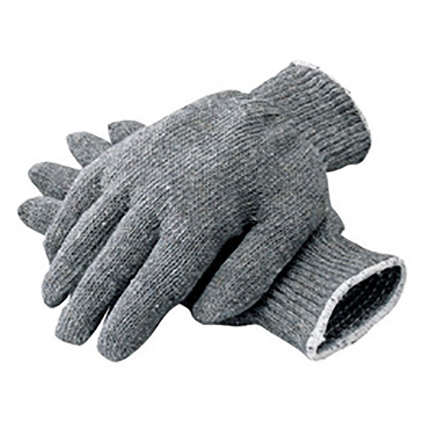 String Knit Poly//Cotton Gloves Industrial Grade for Men/'s 144 Pairs