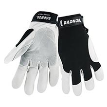 Radnor Full Finger Grain Goatskin Mechanics RAD64057368 X-Large