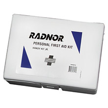 Radnor 1 Or 2 Person Handy Junior First Aid Kit 34-575H
