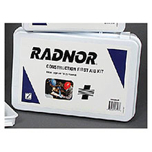 Radnor 25 Person Bulk Construction First Aid Kit 64058028
