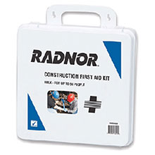 Radnor 50 Person Bulk Construction First Aid Kit 64058029