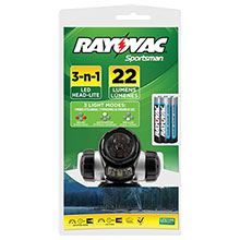 Rayovac LED 3 in 1 Night Vision Close Vision SPHLTLED-B
