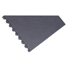 Superior Matting Notrax 3 X 3 Black Cushion Ease Solid 556S0033BL