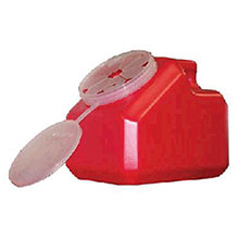 Sharps Compliance Sharps 1 Gallon Non Mailable Needle Disposal 61000-040