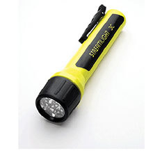 Streamlight Yellow Black ProPolymer LED Flashlight 33202