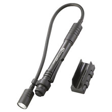 Streamlight SD866418 Black Stylus Pro Reach Flashlight With White LED