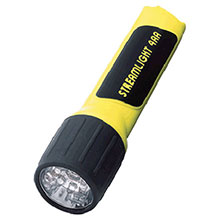 Streamlight Yellow ProPolymer 4AA LED Flashlight 68202