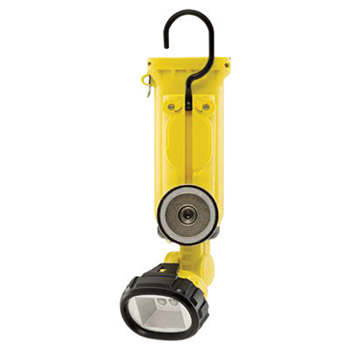 Streamlight SD890627 Yellow Knucklehead Rechargeable Work Light With Charger/Holder And 120V AC/DC Cords