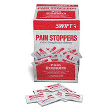 Swift by Honeywell First Aid 2 Pack Pain Stoppers Extra Strength 161620