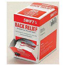 Swift by Honeywell First Aid Back Relief Tablets 2 Tablets 16-4100F