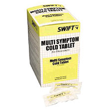 Swift by Honeywell First Aid Multi Symptom Cold Tablet 2108100