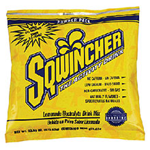 Sqwincher 23.83 Ounce Instant Powder Pack Lemonade 016040-LA