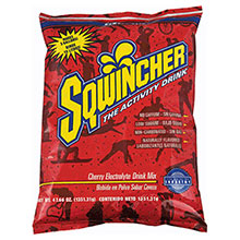 Sqwincher 47.66 Ounce Instant Powder Pack Cherry Electrolyte 016401-CH