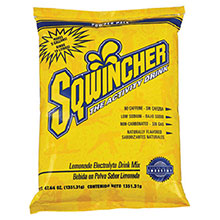 Sqwincher 47.66 Ounce Instant Powder Pack Lemonade 016403-LA