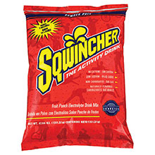 Sqwincher 47.66 Ounce Instant Powder Pack Fruit Punch 016405-FP