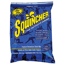 Sqwincher 47.66 Ounce Instant Powder Pack Tropical 016409-TC