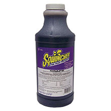 Sqwincher 32 Ounce Liquid Concentrate Grape Electrolyte 020222-GR