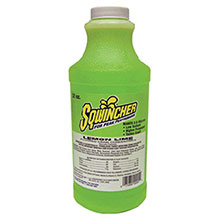 Sqwincher 32 Ounce Liquid Concentrate Lemon Lime Electrolyte 020224-LL