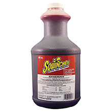 Sqwincher 64 Ounce Liquid Concentrate Cherry Electrolyte 030321-CH