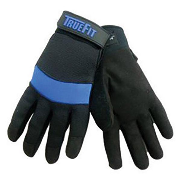 Mechanics Gloves Blue//Blck PR M Neoprene
