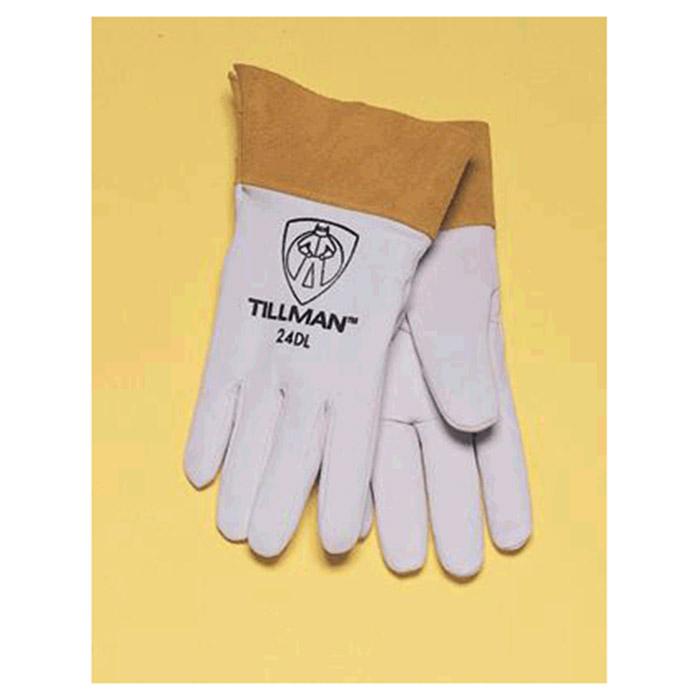Tillman 24C Large Premium Kidskin TIG Welding Gloves 24CL