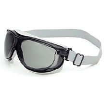 Uvex by Honeywell Safety Glasses Carbonvision Impact Goggles Black S1651D
