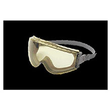 Uvex by Honeywell Safety Glasses Stealth Chemical Splash Impact Goggles S3962C