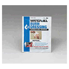 Water-Jel Technologies 2in X 6in Foil Pack Sterile Gel Soaked Burn 0206-60