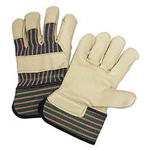 West Chester Select Grain Cowhide Leather Palm Glove WEC5150