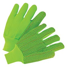 West Chester Hi-Viz Green 18 Ounce WECK81SCNCGRIPD Large
