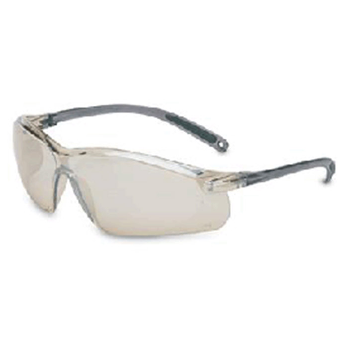 140ee9afdd Wilson By Honeywell Safety Glasses A700 Series Gray Frame A704