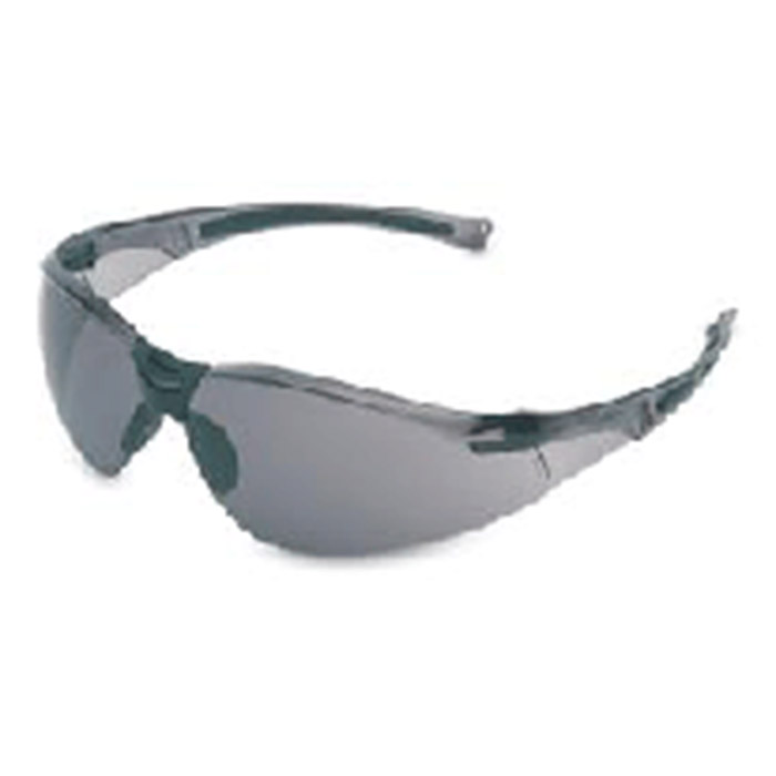 1a752216127 Wilson By Honeywell Safety Glasses A800 Series Gray Frame A801