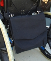 Urinary Bag - Covers urinary foley bags - Adaptive Wheelchair Accessories