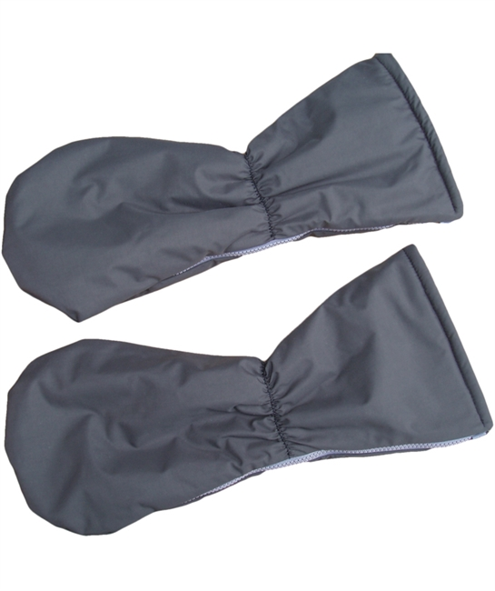 Waterproof Double Double Mittens - Genuine Polartec fleece lining - Keep hands and forearms warm and dry - Adaptive Wheelchair Clothing