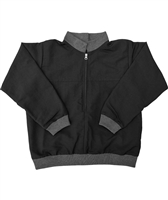 Supplex Back-Open Jacket - Lightweight - Adaptive Wheelchair Clothing
