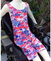 Bathing Suit - Swim wear - Beach Swimming Pool - Adaptive Wheelchair Clothing