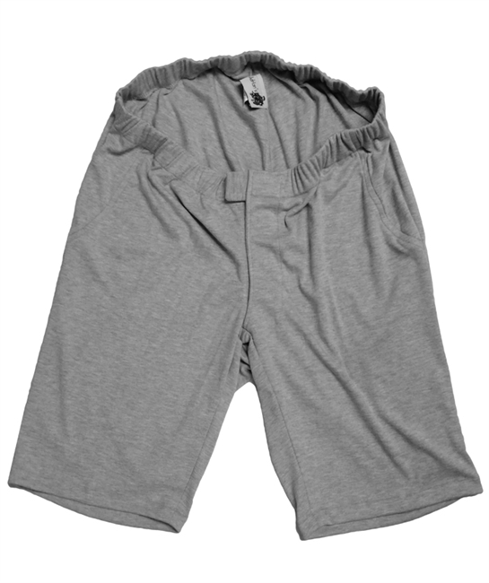 Custom Made Knit Wheelchair Shorts - Adaptive Clothing