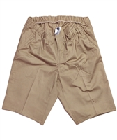 Custom Made Twill Wheelchair Shorts - Adaptive Clothing