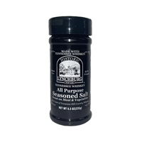 Historic Lynchburg Tennessee Whiskey All Purpose Seasoning Salt